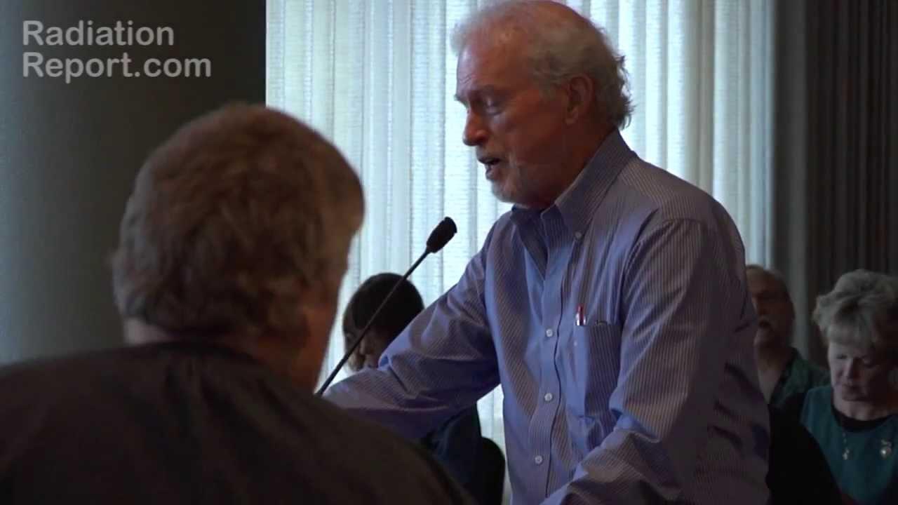 Smart Meter EWEB Public Testimony